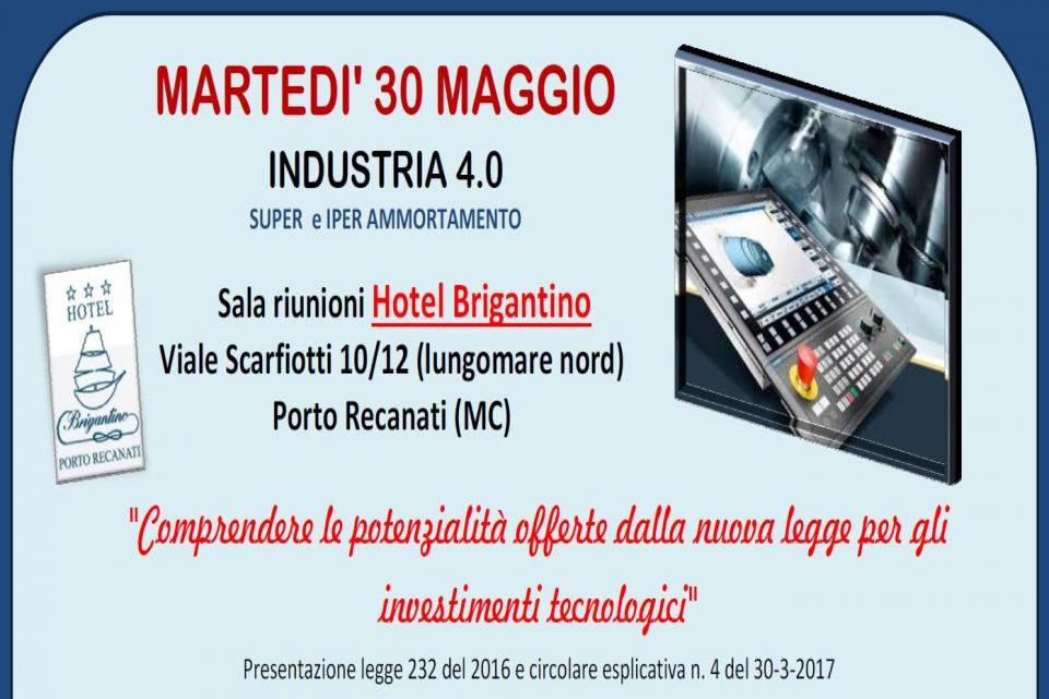 Meeting 'INDUSTRIA 4.0'